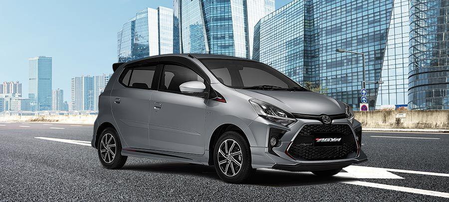 Agya G, City Car Sporty Untuk Menjajal Medan Perkotaan